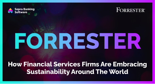 Forrester on how financial services firms can create and refine their environmental, social and governance roadmaps