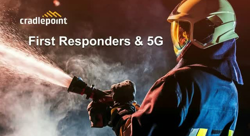 First Responders & 5G