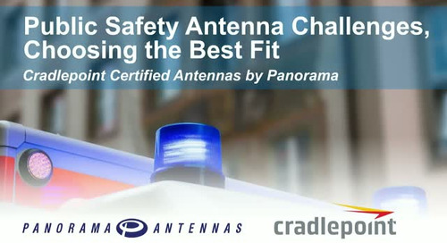 Public Safety Antenna Challenges, Choosing the Best Fit
