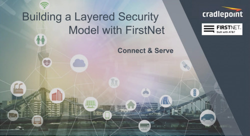 Building a Layered Model with FirstNet