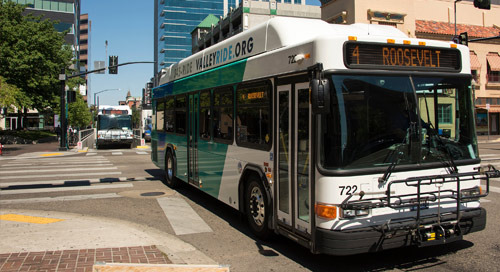 Valley Regional Transit Uses Real-Time Data to Improve GPS Tracking
