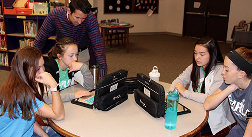 Spring Hill Schools Utilize Portable Router-in-a-Box