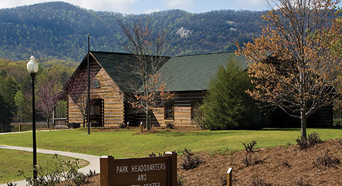 South Carolina State Parks Department Updates Network with LTE and Wi-Fi