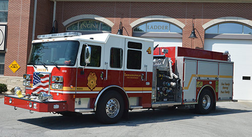Indianapolis Fire Department Stablizes Network with Cloud-Managed LTE