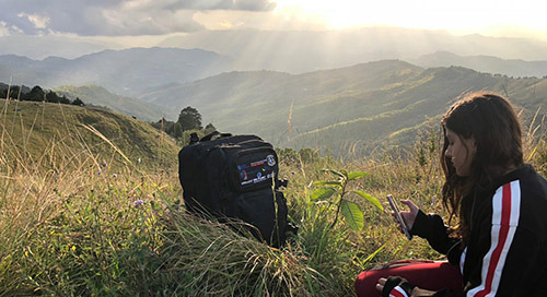 Imcon's IoT-Enabled Backpacks Take the Internet to Remote Locations