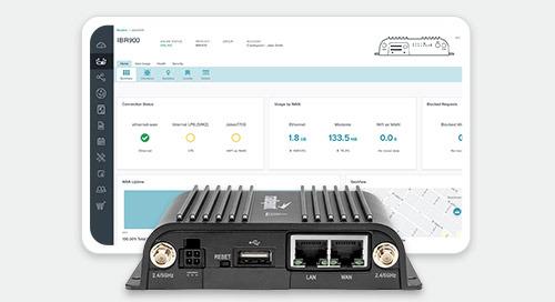 NetCloud IoT Service Plan Features