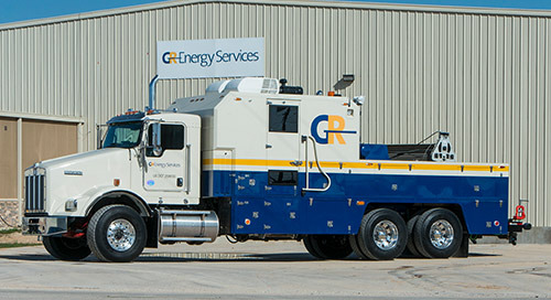 GR Energy Remotely Manages Oil Rigs with LTE Network