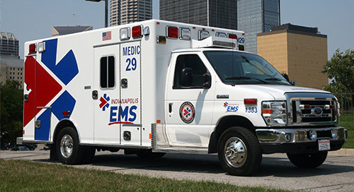 Indianapolis EMS Improves Emergency Response Capabilities