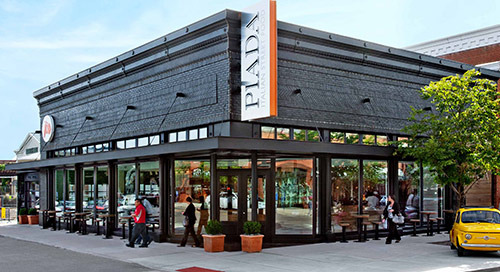 Piada Italian Restaurant Secures Network with All-in-One SD-WAN Solution