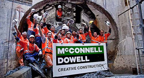 McConnell Dowell Re-Gauges Railway with Help from Branch Networking Solutions
