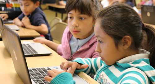 LA Unified School District Provides a Continuum of Connectivity