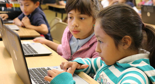 LA Unified School District Provides a Continuum of Connectivity