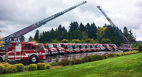 Clackamas County Fire Department Leverages LTE for Life-Saving Tech