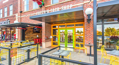 Fuzzy's Tacos Maximizes LTE Network for a Solid Dining Experience