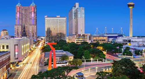 San Antonio Future-Proofs Traffic Management System with LTE
