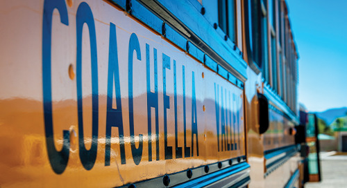 Coachella Valley Unified School District Ensures No Child is Left Offline