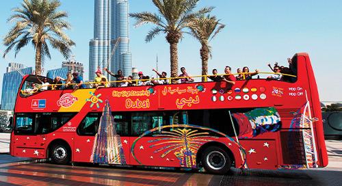 City Sightseeing Dubai Enhances Tours with LTE Mobile Network