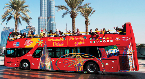 City Sightseeing Dubai Enhances Tours with LTE Mobile Network