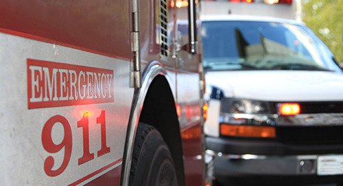 Connected Technologies for First Responders