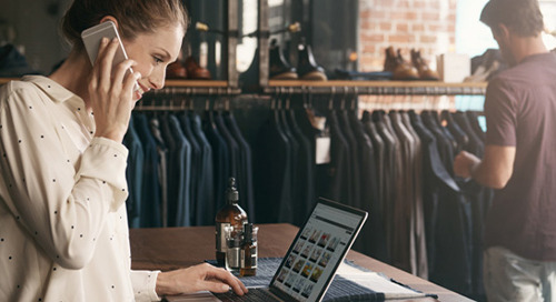 Digital Transformation: LTE in Retail Networks