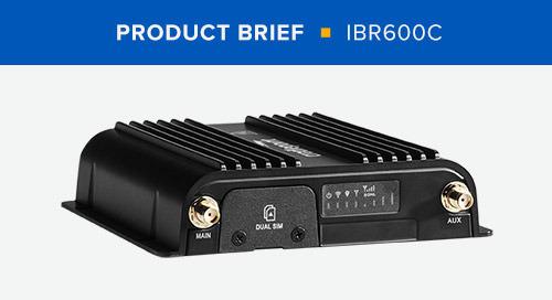 IBR600C Product Brief