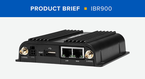 IBR900 Product Brief
