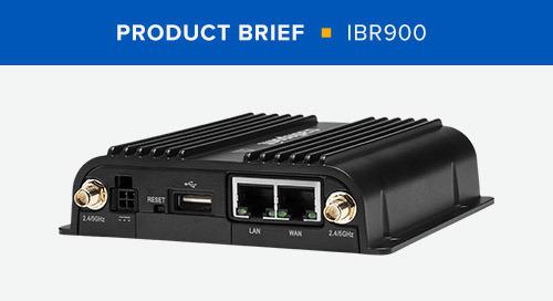 IBR900 Product Brief