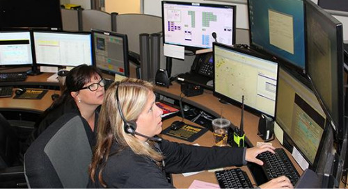 Roswell 911 Dispatch Center Remains Resilient During Emergencies with Pop-Up Network