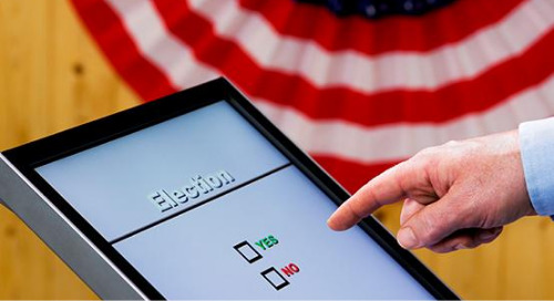 Densely Populated State Uses Cradlepoint to Securely Connect Modern Voting System
