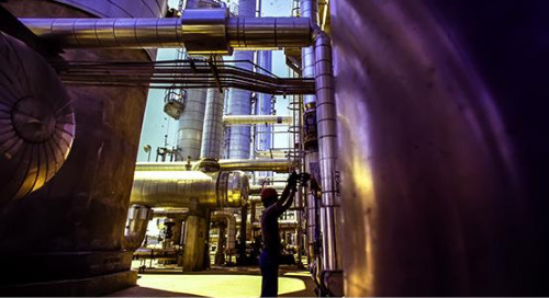 Private Cellular Network Helps Companies Keep Workers Safe at Large Refineries