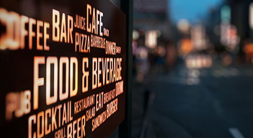 Why LTE and 5G are on the Menu for Restaurants