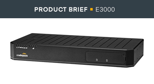 E3000 Product Brief