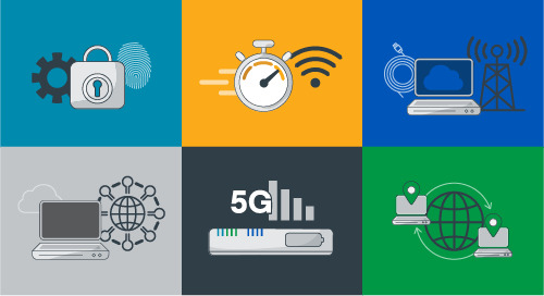 Wireless WAN Branches Rely on LTE and 5G First