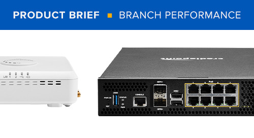 Branch Performance Package Product Brief