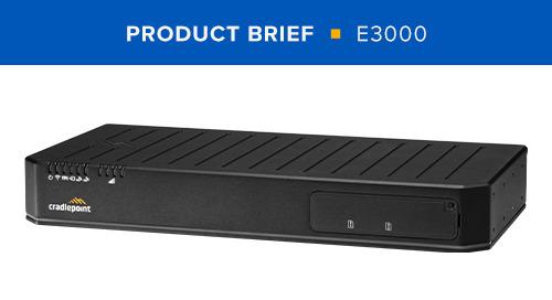 E3000 Product Brief