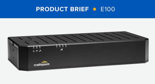 E100 Product Brief