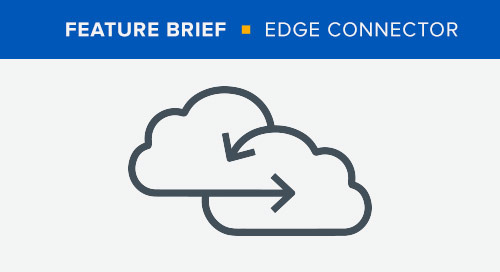 NetCloud Edge Connector Feature Brief