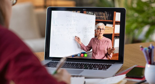 Building a Wireless Bridge — Keeping Schools Connected for Distance Education