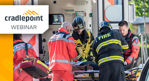 Staying Connected to Critical Technologies of Emergency Services
