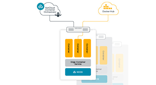 NetCloud Container Orchestrator Feature Brief