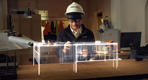 Taylor Construction Breaks Ground on Next-Gen Applications with 5G as Foundation