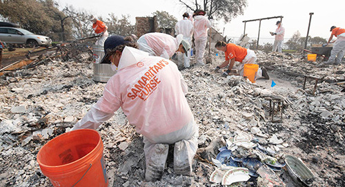 Samaritan's Purse Serves the World While Relying on Cellular Service During Emergencies