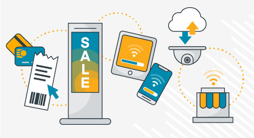 How LTE and 5G Enable Retail Transformation