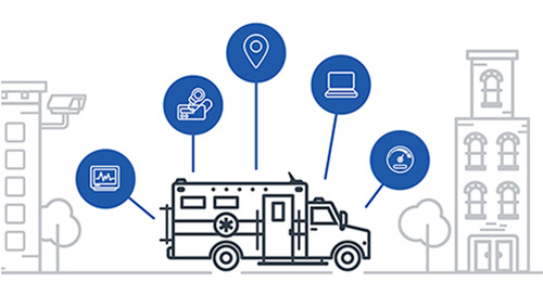 In-Vehicle Networks Enable Life-Saving Technologies for EMS