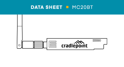 MC20BT  Data Sheet