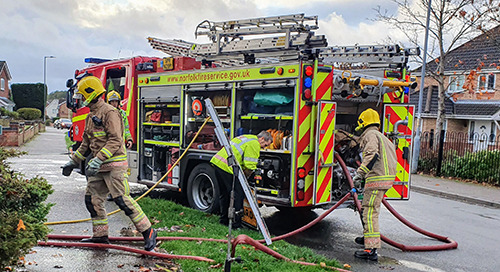 Norfolk Fire & Rescue Service Boosts Communication Reliability in Rural Areas