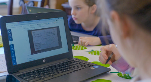 Students Use School District's Private Cellular Network for Better Distance Learning Experience