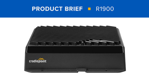 R1900 Product Brief