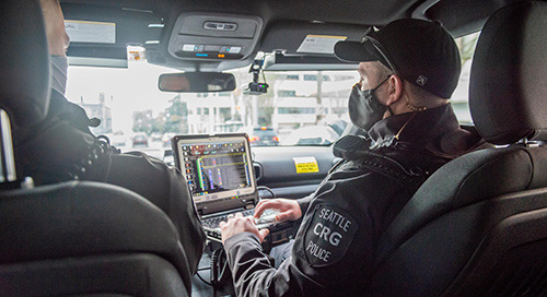 Seattle Police Stream Video from Connected Cruisers to Stations at Critical Times