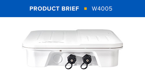 W4005 Series Product Brief